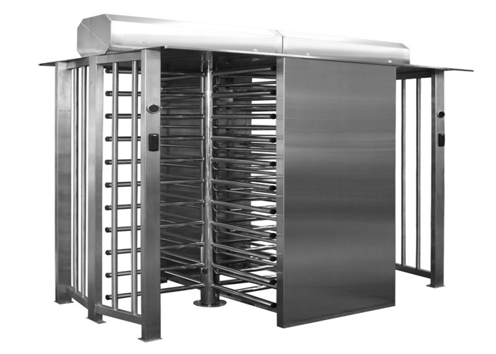 Subway / Railway Speedgate Turnstile 316ss Pedestrian Turnstile