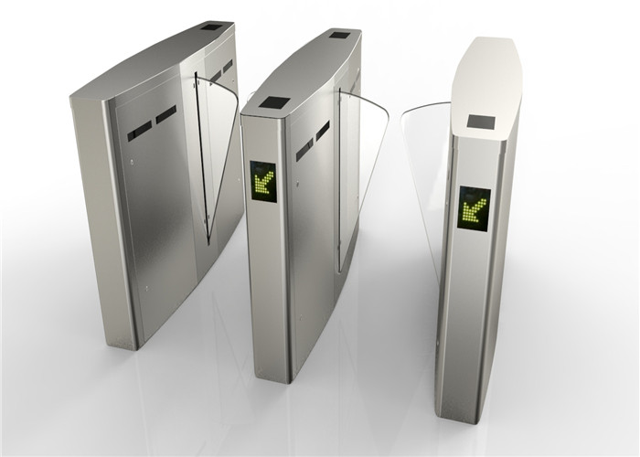 OEM / ODM Speed Gates Electronic Turnstiles For Access Control System